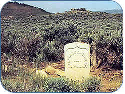 Sewell's Gulch Gravesite Image